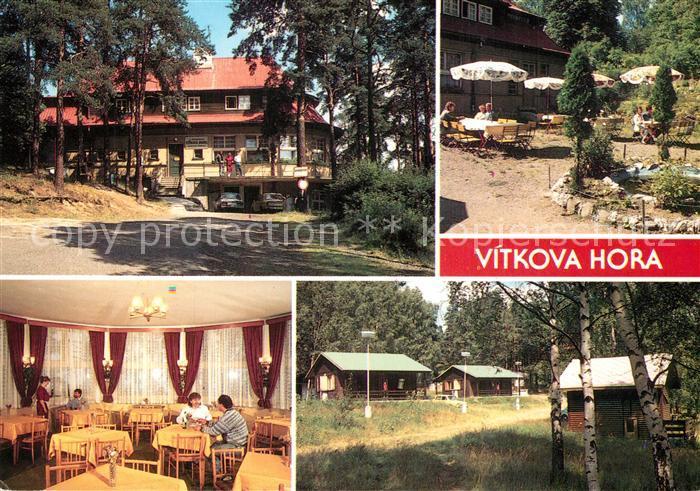 AK / Ansichtskarte Olsova_Vrata Restaurace a chatova osada Vitkova Hora  0