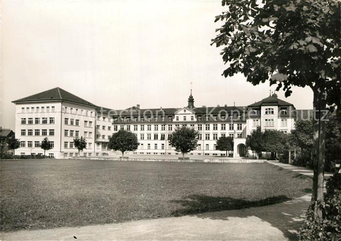 AK / Ansichtskarte Appenzell_IR Kollegium St. Antonius Appenzell IR 0