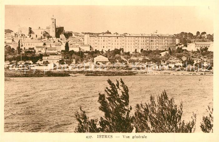 AK / Ansichtskarte Istres_Bouches_du_Rhone Panorama Istres_Bouches_du_Rhone 0