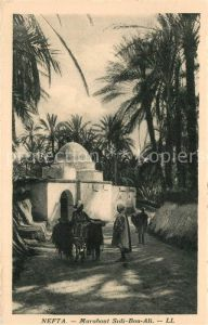 AK / Ansichtskarte Nefta Marabout Sidi Bou Ali Nefta