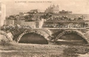 AK / Ansichtskarte Carthage_Karthago Citernes de la Malga Carthage Karthago
