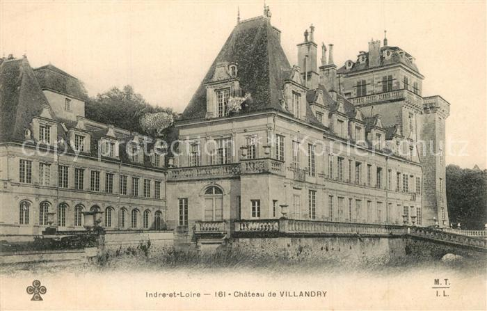 AK / Ansichtskarte Villandry Chateau Villandry 0