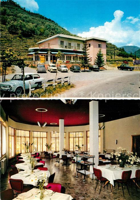 AK / Ansichtskarte Isolabona Hotel Ristorante Adolfo Isolabona