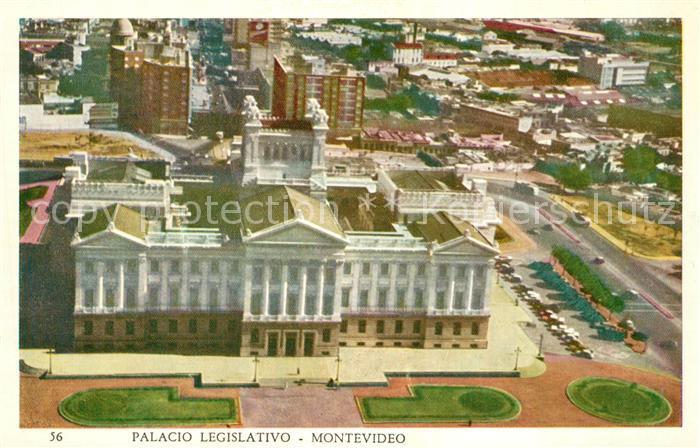 Montevideo_Uruguay Palacio Legislativo Montevideo Uruguay