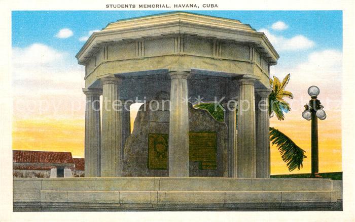 Havana_Habana Students Memorial Havana Habana