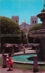 Guayama Plaza Iglesia San Antonio