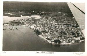 Zanzibar Fliegeraufnahme Zanzibar