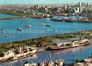 Buenos_Aires Vista aerea del Puerto Buenos Aires