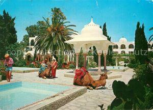 Hammamet Hotel Fourati Swimming Pool Kamele Hammamet