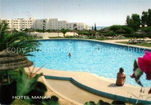 Hammamet Hotel Manar Swimming Pool Hammamet