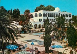 Hammamet Hotel Fourati Swimming Pool Hammamet