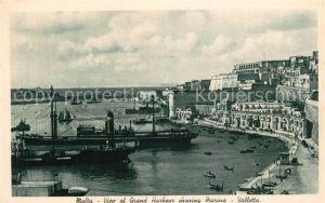Valletta Grand Harbour Marina Valletta