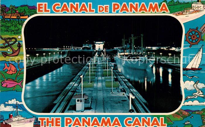 Panama Panama Kanal Panama