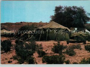 AK / Ansichtskarte Saudi_Arabien West Region Bedouin Tent Saudi Arabien