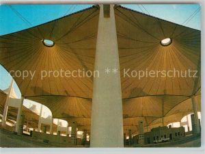 AK / Ansichtskarte Jeddah Hadj Terminal International Airport Jeddah