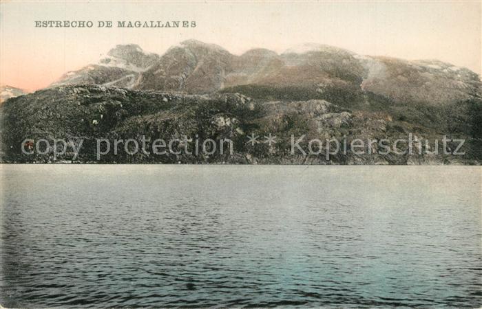 Chile Estrecho de Magallanes Chile