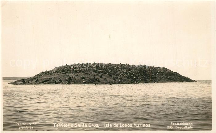Santa_Cruz_Galapagos Isla de Lobos Marinos Insel mit Seeloewen