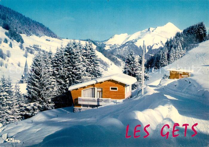 Les_Gets_Haute_Savoie Sports d Hiver Alpes francaises Les_Gets_Haute_Savoie