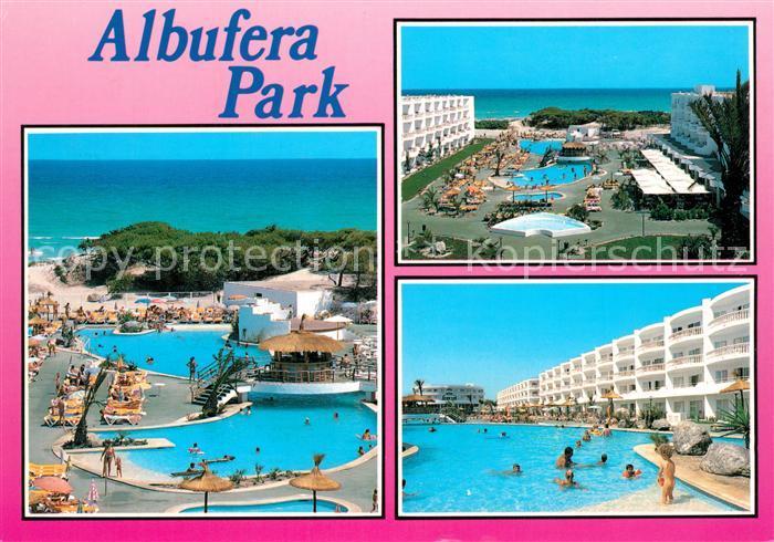 Playa_de_Muro Apartamentos Albufera Park Swimming Pool Playa_de_Muro