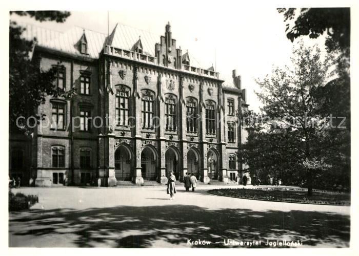 Krakow_Krakau Universitaet Krakow Krakau