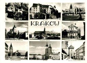 Krakow_Krakau Stadtansichten Krakow Krakau