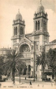 Tunis Cathedrale Tunis