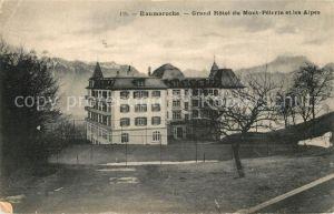 Vevey_VD Baumaroche Grand Hotel du Mont Pelerin et les Alpes Vevey_VD