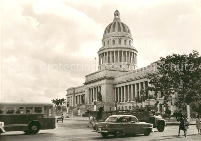 AK / Ansichtskarte Havana_Habana Capitol Havana Habana