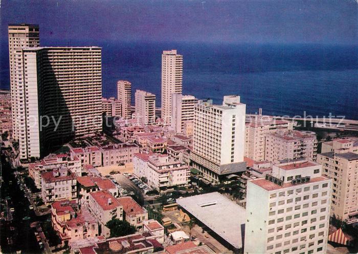 AK / Ansichtskarte Habana_Havana Fliegeraufnahme Ciudad Habana Havana