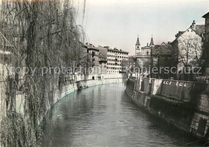 AK / Ansichtskarte Ljubljana_Laibach Stadtpanorama