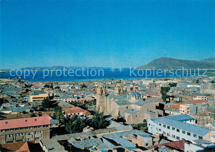 AK / Ansichtskarte Peru PUno Lago Titicaca Peru