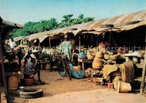 AK / Ansichtskarte Lagos_Nigeria Lagos Marche Sabo Lagos Nigeria