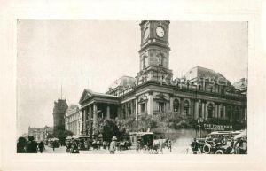 AK / Ansichtskarte Melbourne_Victoria Town Hall Melbourne Victoria