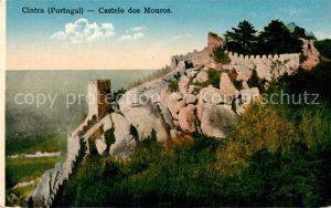 AK / Ansichtskarte Cintra Castelo dos Mouros Cintra