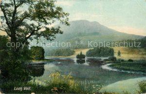 AK / Ansichtskarte Schottland Panorama Loch Voil Schottland