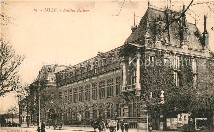 AK / Ansichtskarte Lille_Nord Institut Pasteur Lille_Nord