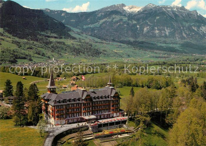 AK / Ansichtskarte Flueeli Ranft Hotel Paxmontana Pilatus Flueeli Ranft