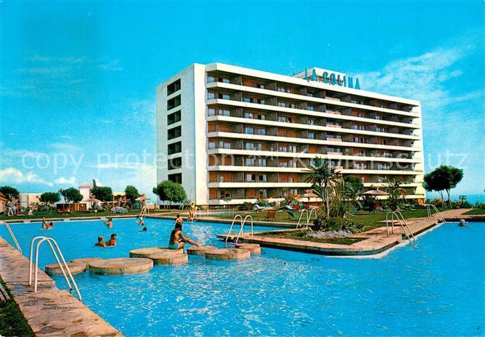 AK / Ansichtskarte Torremolinos Apartementos Torremolinos