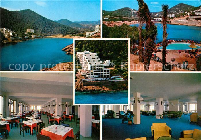 AK / Ansichtskarte Santa_Eulalia_del_Rio Playa Cala Llonga Santa_Eulalia_del_Rio
