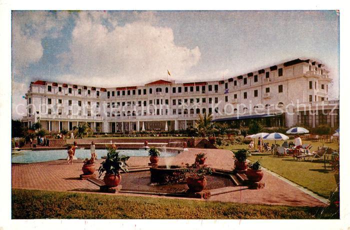 AK / Ansichtskarte Maputo Hotel Polana Swimming Pool Maputo