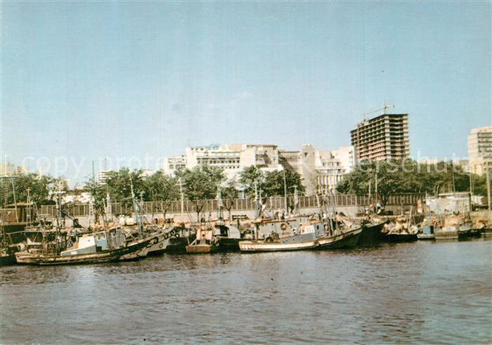 AK / Ansichtskarte Maputo_Laurenco_Marques Doca dos Pescadores Maputo_Laurenco_Marques