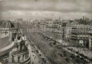 AK / Ansichtskarte Paris et ses merveilles Avenue des Champs Elysees Paris