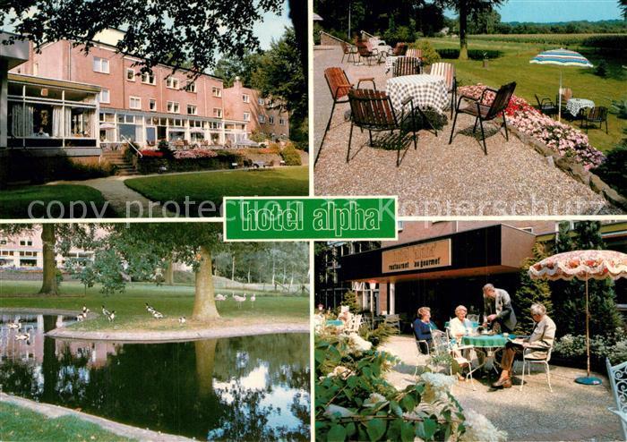 AK / Ansichtskarte Lochem Hotel Alpha Lochem