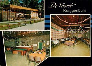 AK / Ansichtskarte Kraggenburg Vakantie en Rekreatiecentrum De Voorst