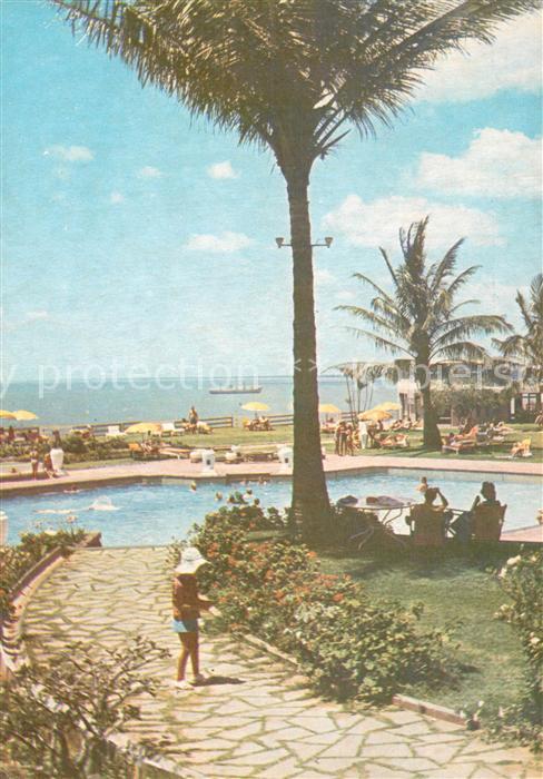 AK / Ansichtskarte Maputo Piscina do Hotel Polana Maputo