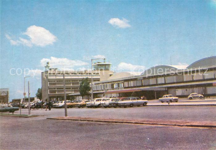 AK / Ansichtskarte Maputo Aeroporto de Mavalane Maputo