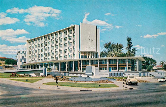 AK / Ansichtskarte Windhoek Rathaus Windhoek