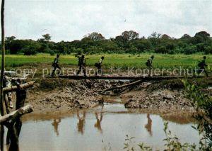 AK / Ansichtskarte Guinea Bissau PAIGC Fighters Guinea Bissau