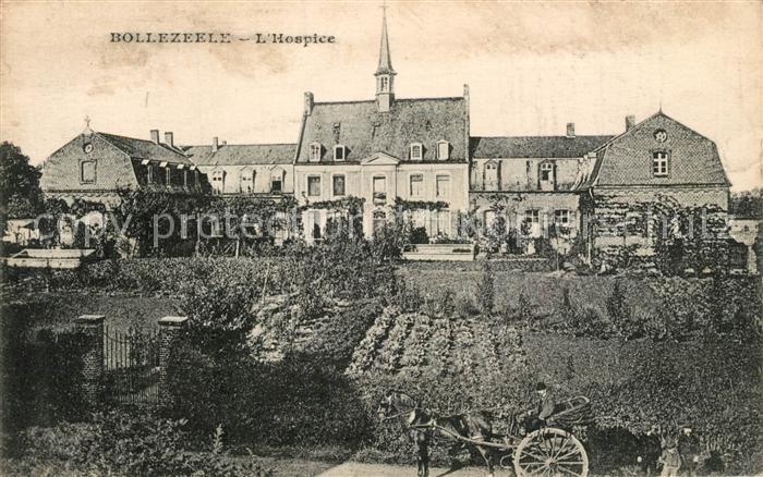 AK / Ansichtskarte Bollezeele Hospice Bollezeele