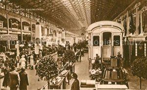 AK / Ansichtskarte London British Empire Exhibition 1924 The Palace of Engineering London